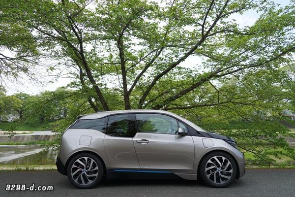 """【代車編】BMW i3で""""ワンペダル""""ドライブ"""
