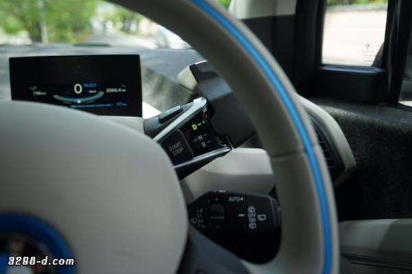 BMW i3 シフトレバー